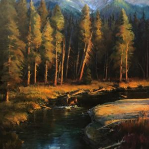 Sundown-In-The-North-Fork-48x36