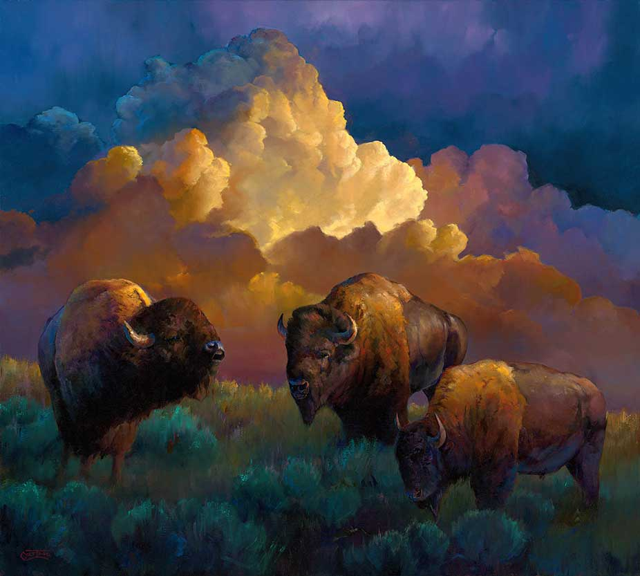 Buffalo Thunder